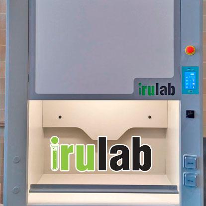 Equipamiento de laboratorio Irulab