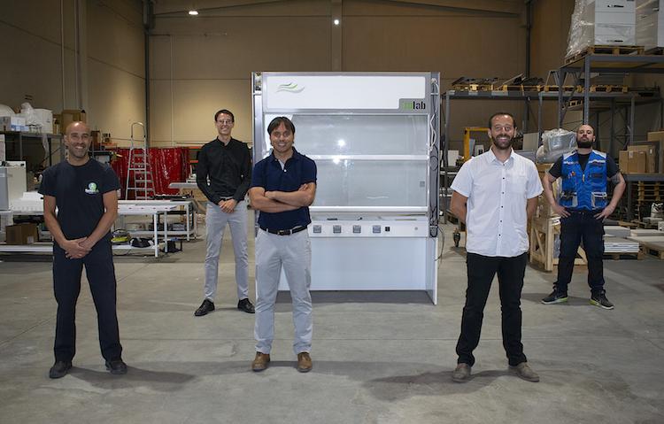 Sumanlab, fabricación y distribución de equipos y mobiliario de laboratorio y suministro de reactivos y fungibles